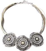 Amrita Singh Azar Crystal & Resin Statement Necklace