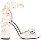 Senso Vallia sandals - women - Synthetic Resin/Kid Leather - 35