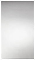 John Lewis Single Powder Coated Bathroom Cabinet