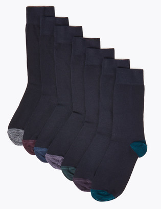 Marks and Spencer 7 Pack Cool & Fresh Socks