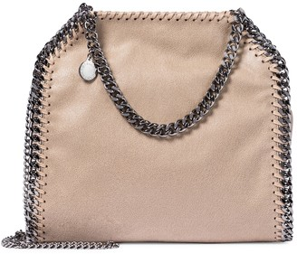 Stella McCartney Falabella Mini faux-leather tote