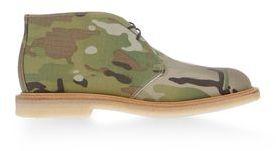 Mark McNairy High-top dress shoe