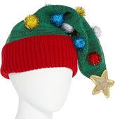 MIXIT Mixit Christmas Tree Beanie Hat