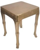 Threshold Deer Leg Accent Table - Gold