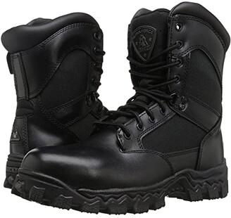 Rocky 8 Alphaforce Comp WP (Black) Shoes