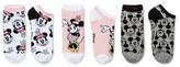 Disney Women's Mouse Socks - Pink One Size