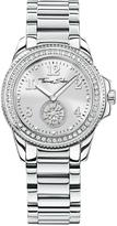Thomas Sabo Glam Chic Silver Tone Dial Stainless Steel Bracelet Ladies Watch **Add item KTJQ4 to basket to receive free bracelet with purchase, for limited time only**