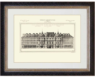 Casbah Design French Architectural Print 10