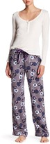 Joe Fresh Floral Print Pajama Pants