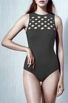 Karla Colletto Celeste One Piece Cutout