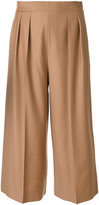 Max Mara Eveline cropped trousers