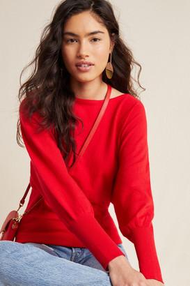 Anthropologie Denise Dolman-Sleeved Sweater
