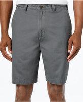 Geoffrey Beene Extender Waist Flat Front Shorts