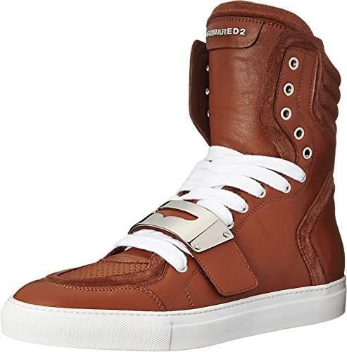 DSQUARED2 Men's Cambridge High Top Sneaker