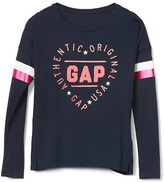 Gap Love logo long sleeve tee
