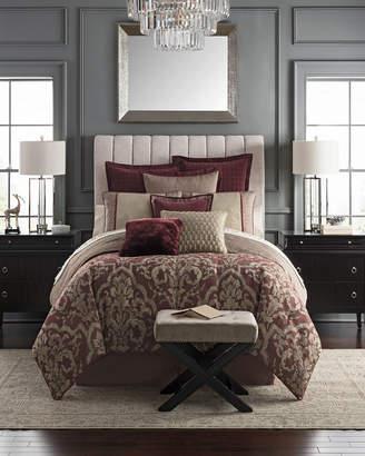 Waterford Amarah Reversible 4-Piece King Comforter Set