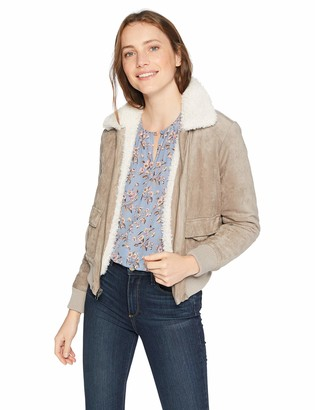 Cupcakes And Cashmere Women's Ira Reversable Bomber Jacket