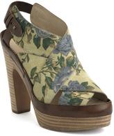 Sloane Platform Sandal - Canary Floral