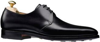 Crockett Jones Crockett and Jones Highbury Plain-toe Shoe in Black Calf