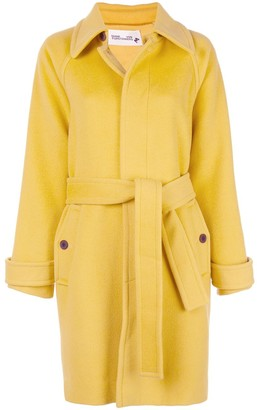 Dvf Diane Von Furstenberg Lia belted coat