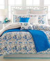 Jessica Sanders Greenhouse 10-Pc Full Comforter Set