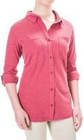 Columbia Saturday Trail Omni-Wick® Shirt - Long Sleeve (For Plus Size Women)