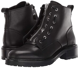 Rag & Bone Cannon Boot (Black 1) Women's Boots