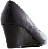 Conference to Cocktails Wedge in Black