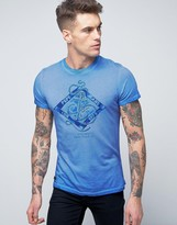 Pepe Jeans Pepe Orion Anchor Print T-Shirt