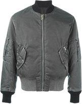 Maison Margiela classic bomber jacket - men - Cotton/Nylon/Polyester - 50
