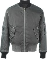 Maison Margiela classic bomber jacket - men - Nylon/Polyester/Cotton - 50