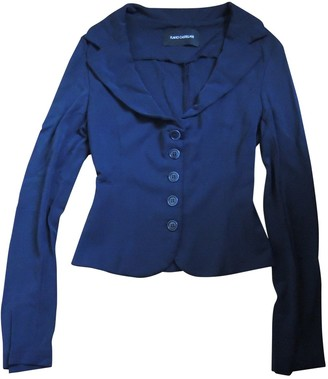 Flavio Castellani Blue Jacket for Women