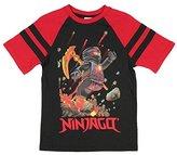 Lego Ninjago Boys Shirt 4-16 (M )