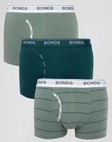Bonds Trunks 3 Pack Guyfront