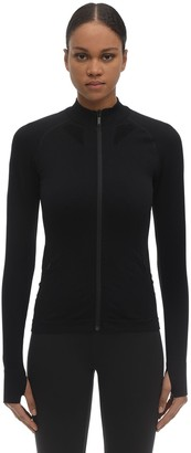 Karl Lagerfeld Paris Rue St Guillaume L/s Stretch Jersey Top