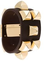 Givenchy clasp fastening cuff
