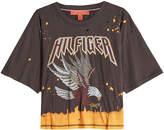 Tommy Hilfiger Printed Cotton T-Shirt