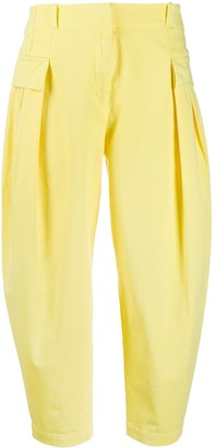 Stella McCartney tapered balloon trousers