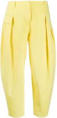 Stella McCartney Tapered Balloon Trousers