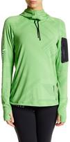 Reebok CrossFit Jacquard Long Sleeve Pullover
