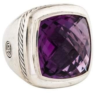 David Yurman Amethyst Albion Ring