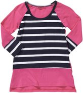 LAmade Kids Striped Dress (Toddler/Kid) - Capri-18-24 Months
