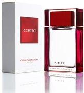 Carolina Herrera Chic By For Women. Eau De Parfum Spray 2.7 Ounces
