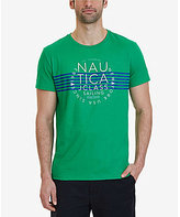 Nautica J Class Sailing Short-Sleeve Graphic Tee