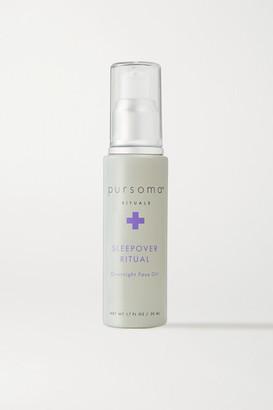 PURSOMA Sleepover Ritual Overnight Face Oil, 50ml