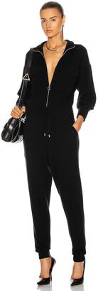 Jonathan Simkhai Iman Flight Suit in Black | FWRD