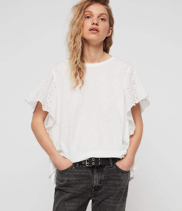 9b243b26b01 AllSaints Women s Tees And Tshirts - ShopStyle