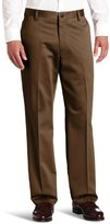 Dockers Never-Iron Essential Khaki D2 Flat-Front Pant