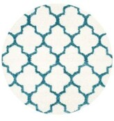 Safavieh Geometric Patterned Round Rug