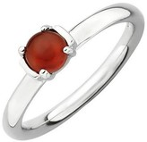 Simply Stacks Sterling Polished Cabochon Gemstone Ring